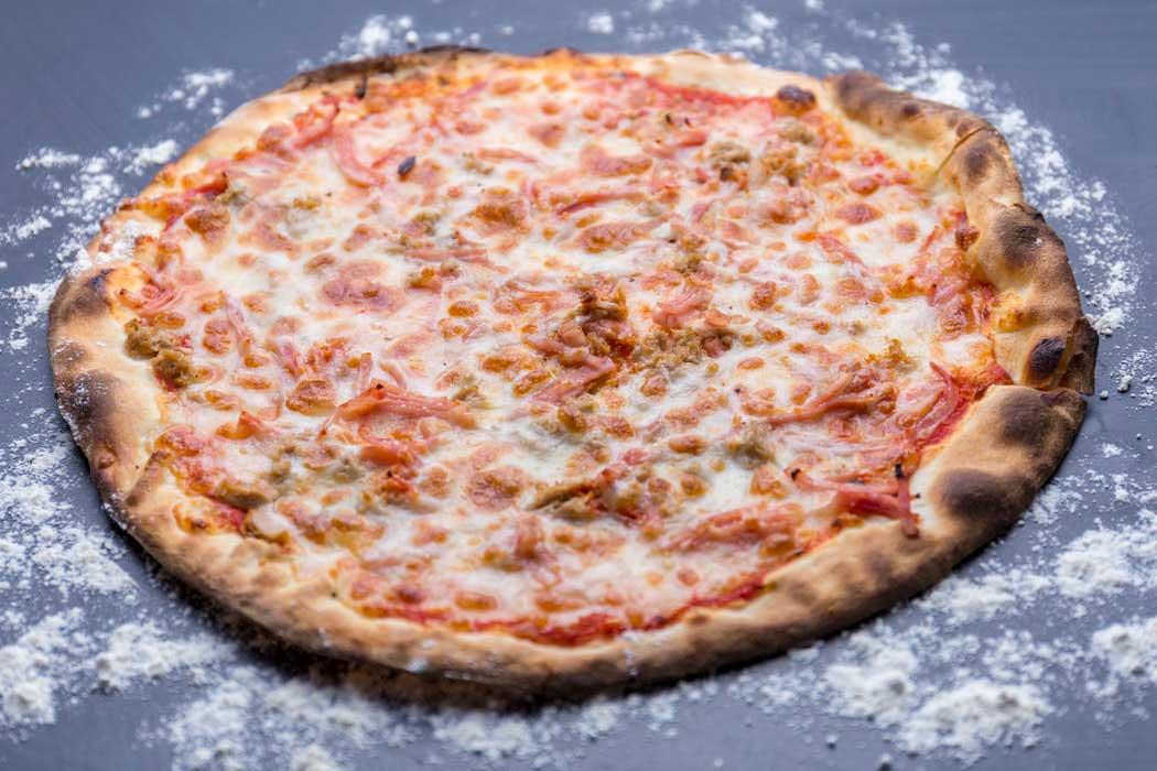 основа для пиццы из миндальной муки