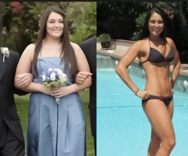 похудеть на 36 кг